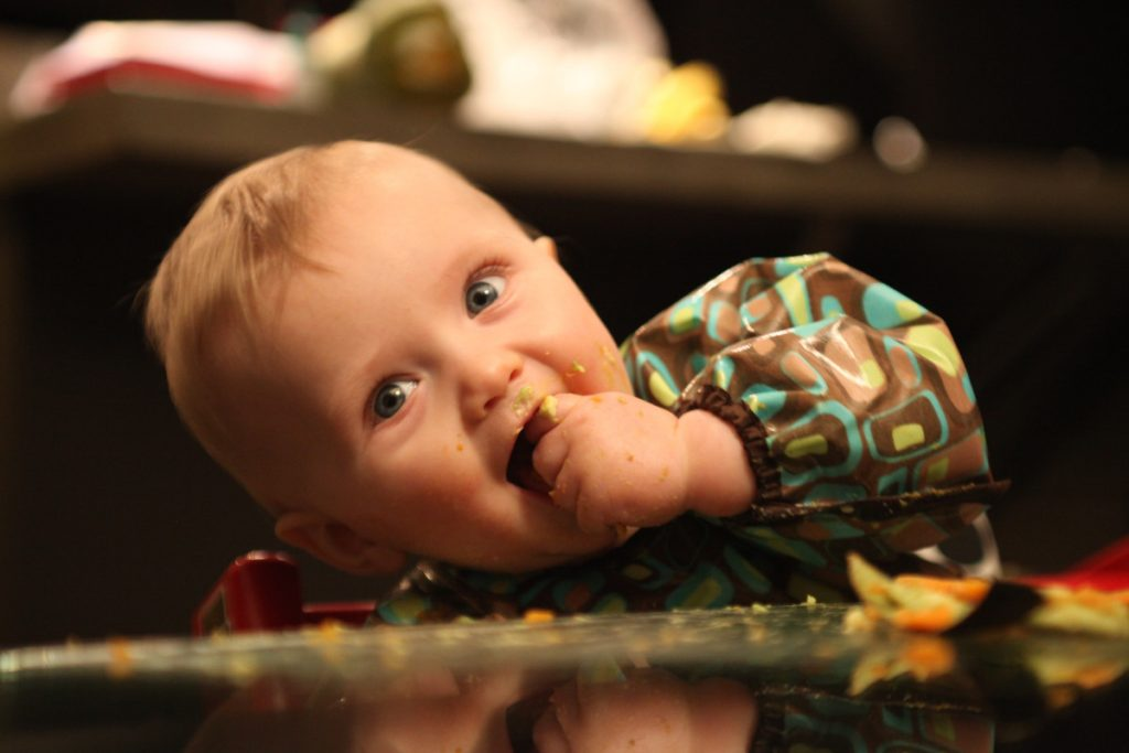 consejos baby-led weaning