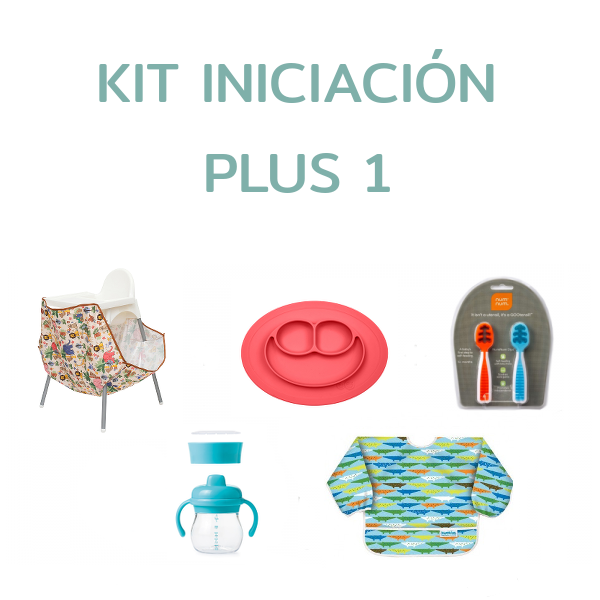 kit iniciación baby-led weaning