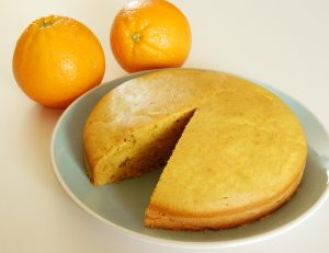 happy recipes bizcocho de naranja