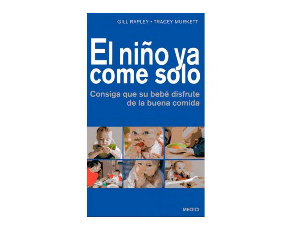 libros sobre baby-led weaning