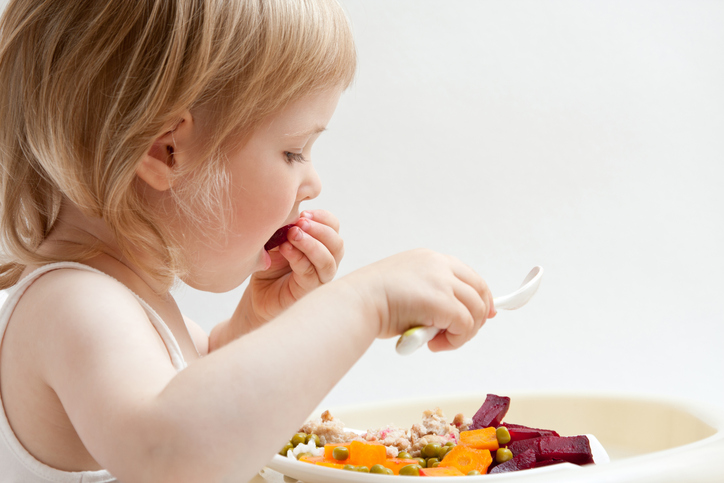 talleres sobre baby-led weaning