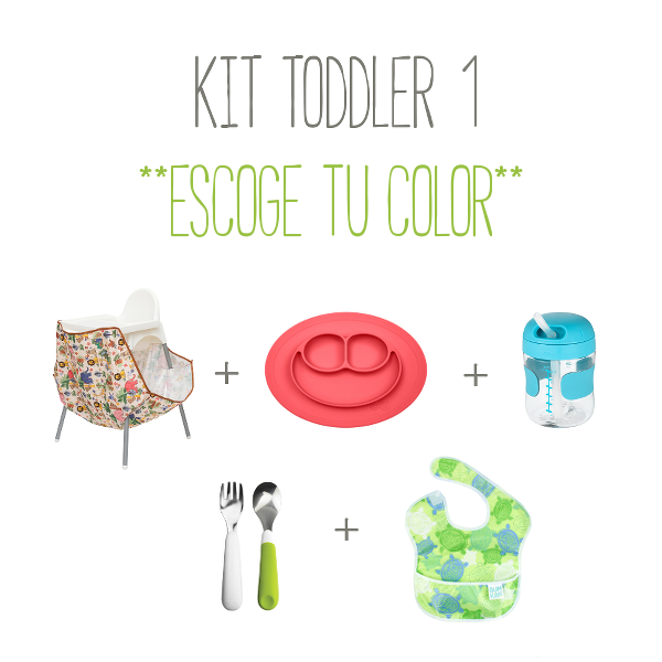 kit toddler baby-led weaning