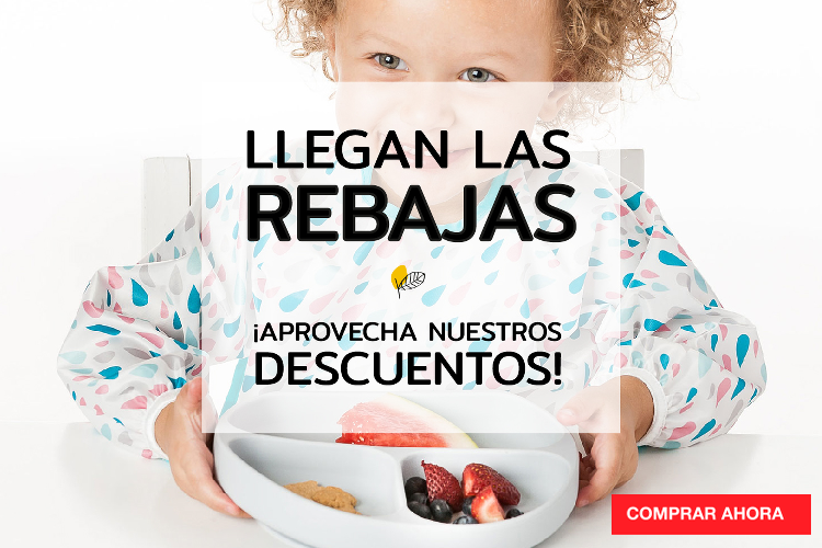 rebajas natural wean