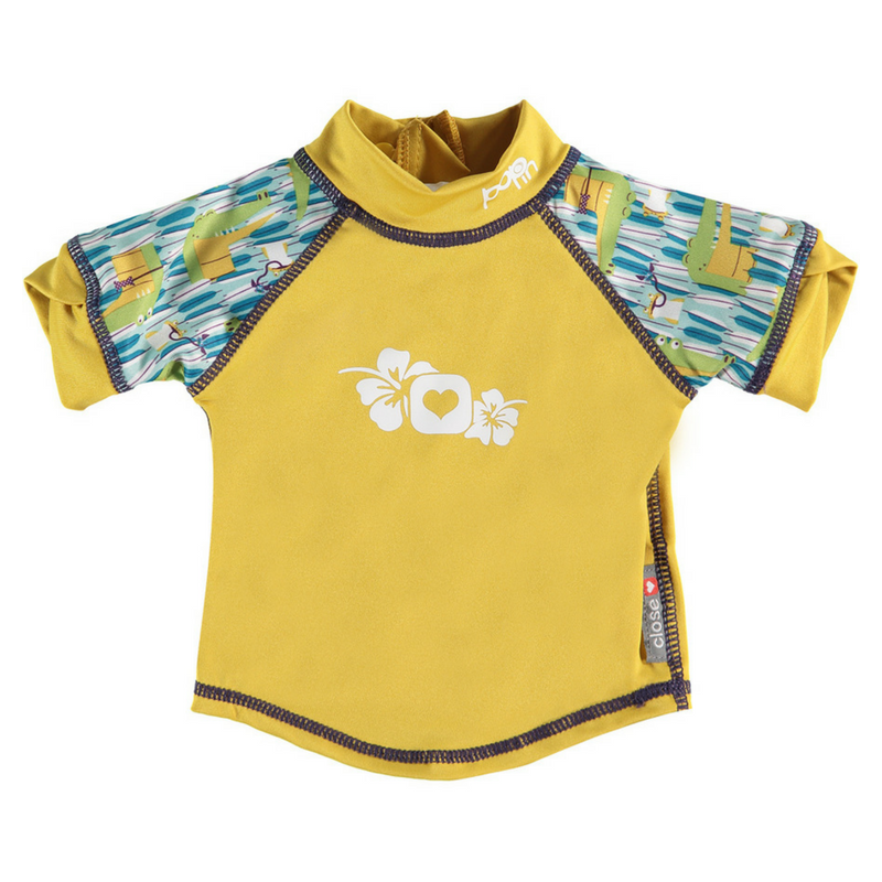 camiseta solar UV 50+ pop in