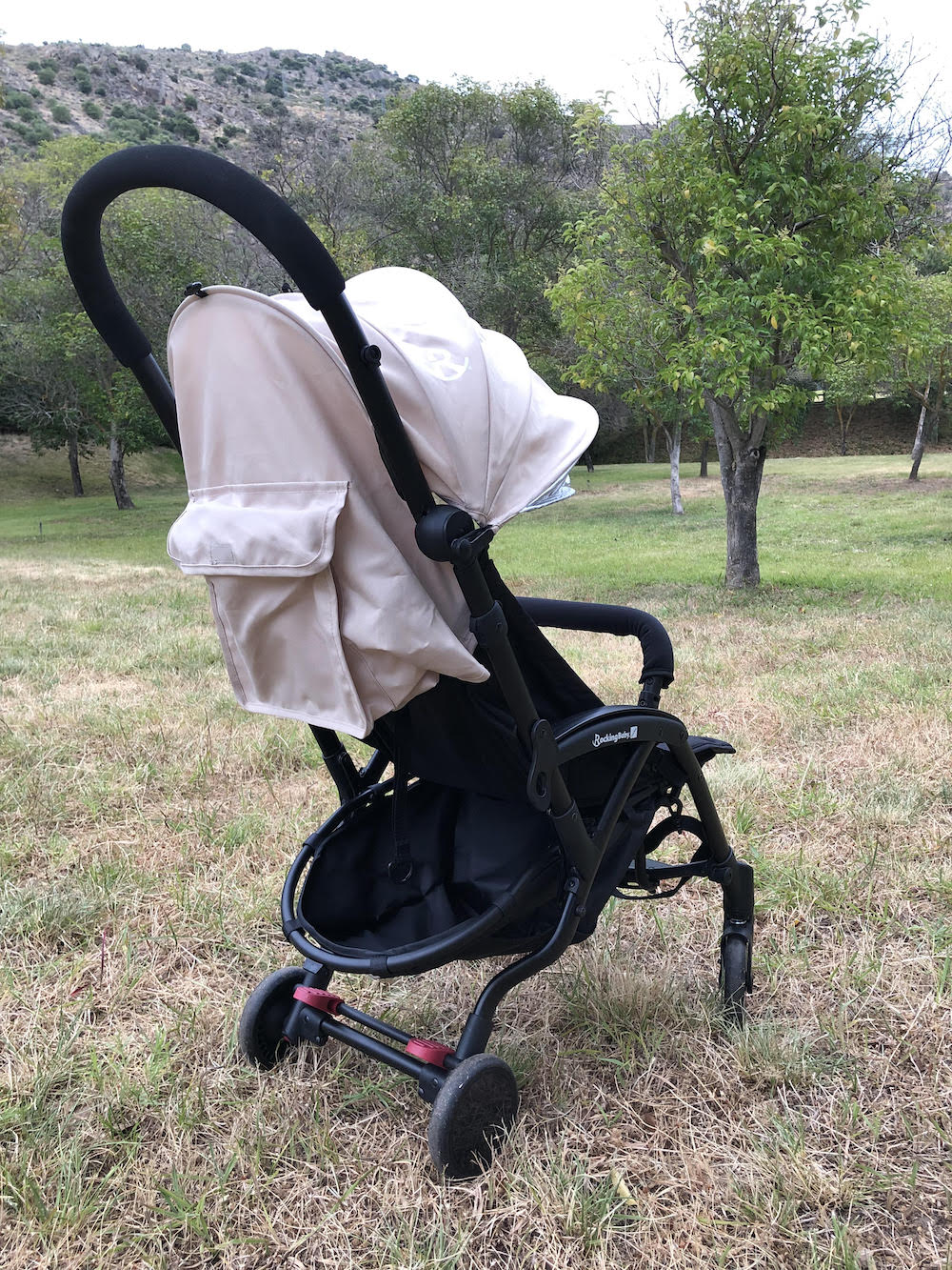 review silla de paseo pocket rocking baby